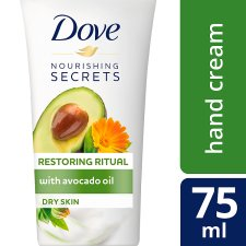 Dove Secrets Avocado And Calendula Hand Cream 75Ml