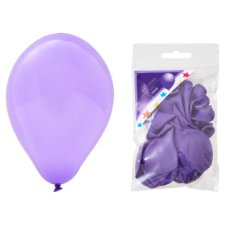 Tesco Purple Balloons 15Pk