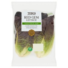 Tesco Red Gem Lettuce 2 Pack