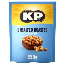 Kp Unsalted Peanuts 250G