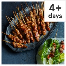 Tesco Sticky Chicken Skewers, 30 Pieces, Serves 15