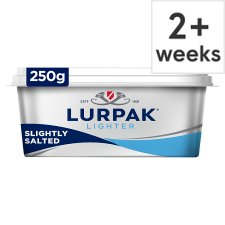 Lurpak Lighter Salted Spreadable 250G