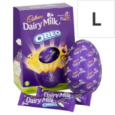 Cadbury Oreo Chocolate Egg 258G