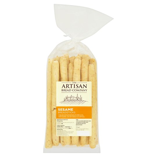 Artisan Bread Co Sesame Breadsticks 150G