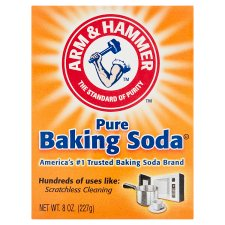 Arm And Hammer Pure Baking Soda 227G