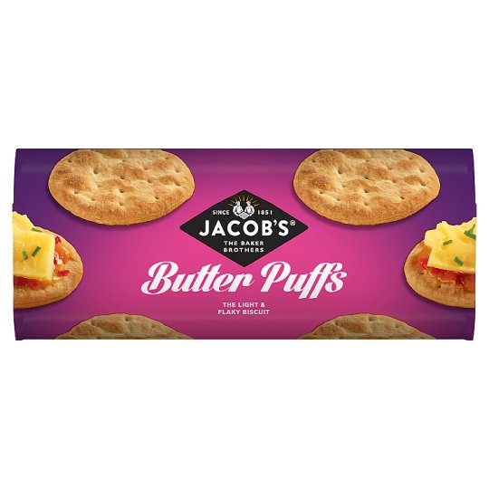 image 1 of Jacobs Butter Puffs Biscuits 200G