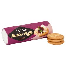 image 2 of Jacobs Butter Puffs Biscuits 200G