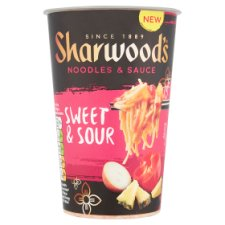 Sharwoods Sweet And Sour Noodle Pot 83G
