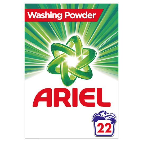 Ariel Washing Powder 22 Washes 1.43Kg