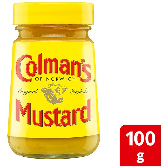 e9a31727afb8 Colman s Original English Mustard 100G - Tesco Groceries