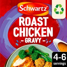 Schwartz Classic Roast Chicken Gravy Mix 26G