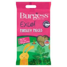 Burgess Excel Parsely Pieces 80G