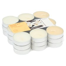 Tesco Vanilla And Honey 27Pk Tealights