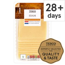 Tesco Edam Cheese 10 Slice 250G
