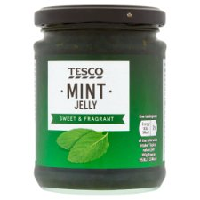 Tesco Mint Jelly 340G