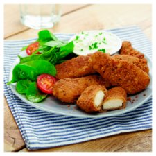 image 3 of Tesco Southern Fried Breaded Chicken Goujons 270G