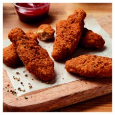 image 2 of Tesco Southern Fried Breaded Chicken Goujons 270G