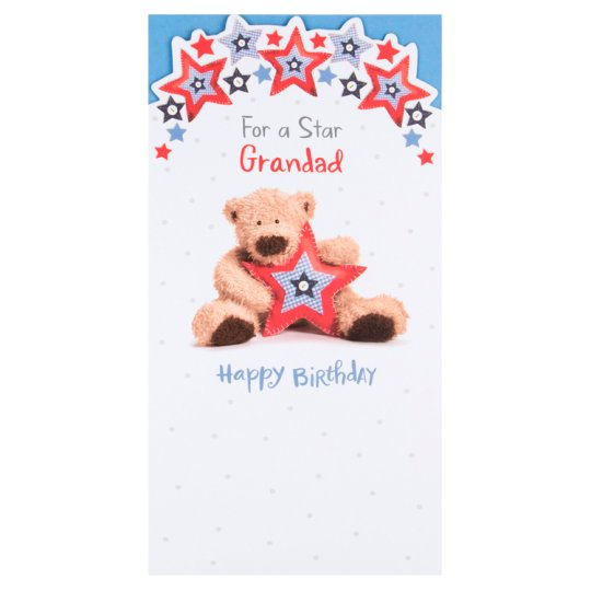 Hallmark Birthday Star Grandad