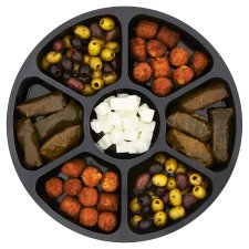 image 2 of Tesco Easy Entertaining Meze Selection 665G Serves 10