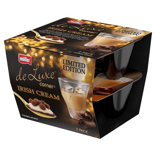 Corner Deluxe Chocolate Limited Edition 2X130g