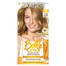 Garn/Bel/Clr 7 Natural Dark Blonde Permanent Hair Dye