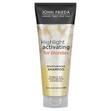 John Frieda Sheer Blonde Highlight Moisture Shampoo 250Ml