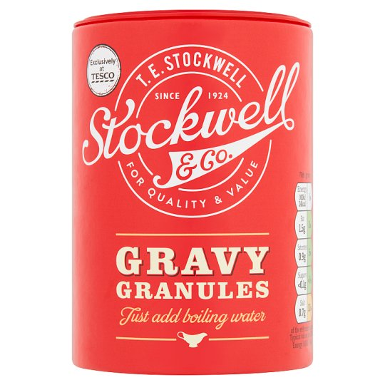Stockwell And Co Gravy Granules 200G