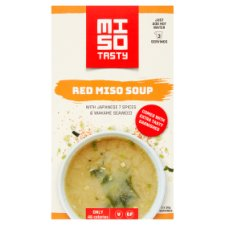 Miso Tasty Spicy Miso Soup Kit 3X20g
