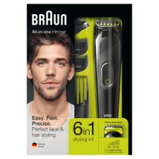 Braun Mgk3021 Multigrooming Kit