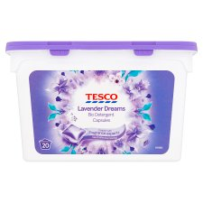 Tesco Ambience Lavender Dreams Biological 20 Washes 490Ml