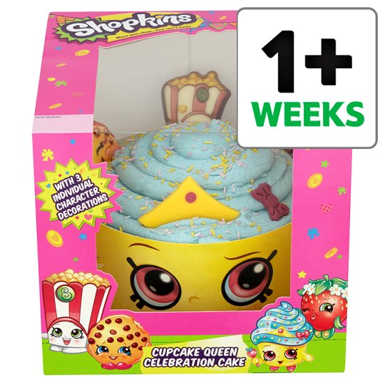 Asda Birthday Cakes Shopkins