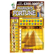 Pharaoh's Scratchcard