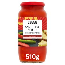 Tesco Sweet And Sour Sauce 500G