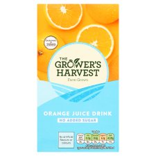 Growers Harvest Orange Juice Drink 1 Litre