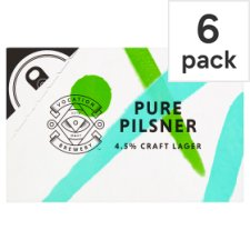 Vocation Brewery Pure Pilsner 6X330ml Can