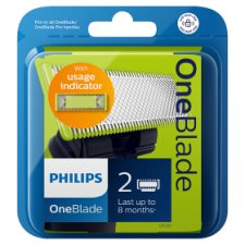 Philips Oneblade Qp220 Replacement Blade Twin Pack