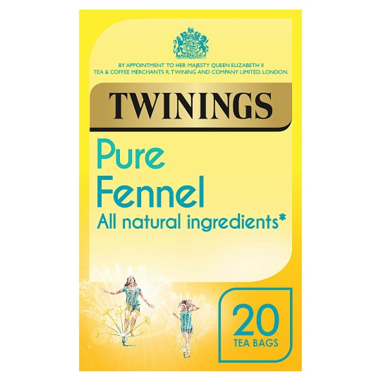 Twinings Fennel 20 Tea Bags 40G
