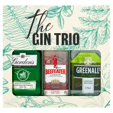 The Gin Trio Selection Gift Set