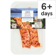 Tesco Roast Salmon Fillets Sweet Chilli 180G