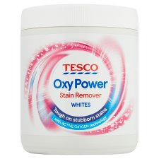 Tesco Oxi Powder Whites 1Kg