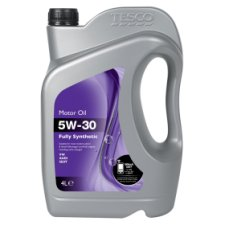 Tesco 5W30 Fully Synthetic Oil Vw/Audi 4L