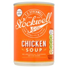Stockwell And Co Chicken Soup 400G