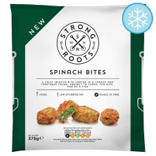 Strong Roots Spinach Bites 375G