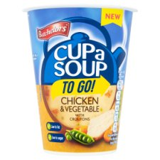 Batchelors Cup A Soup To Go Pot Chicken And Vegetable 34G