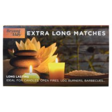 Bryant And May Extra Long Matches Av 45 Matches