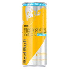 Red Bull Tropical Edition Sugar Free 250Ml