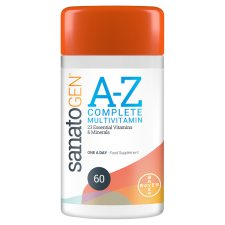 Sanatogen A-Z Multi Vitamins Tablets 60S