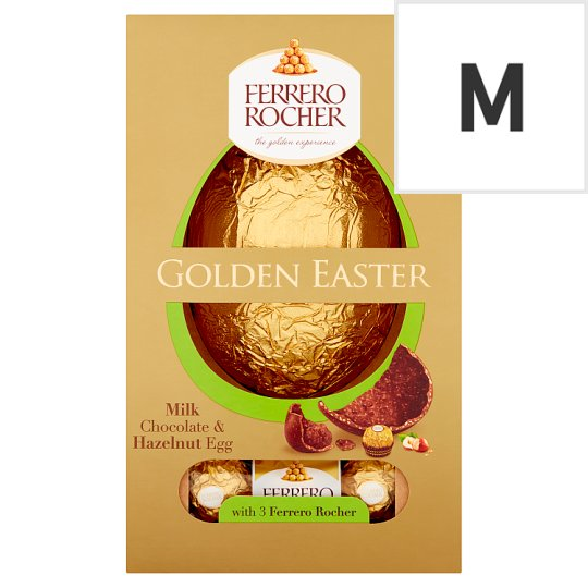 image 1 of Ferrero Rocher Easter Egg 212G