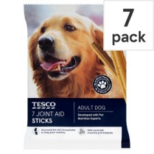 Tesco Healthy Joint Aid+ Dog Treats 175G