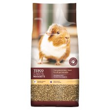 Tesco Guinea Pig Food Nuggets 2Kg